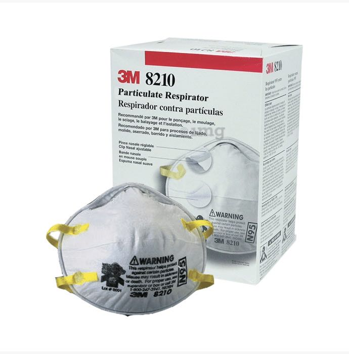 3M™ Particulate Respirator 8210 Stock Offer
