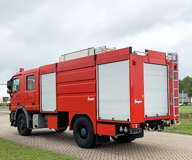 Weekly Update 18-02-2020 Mercedes Actros 2035 Full Spec 4x2 Ziegler Fire engine - 2014 NEW