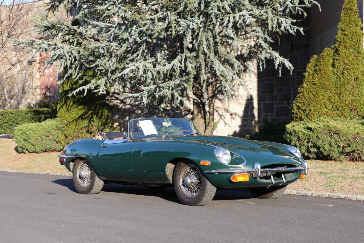 1969 Jaguar XKE Series II Roadster