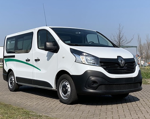 Weekly Update 01-04-2020 88 Units Renault Trafic dCi 120 L1H1 4x2 Ambulance - 2015 NEW