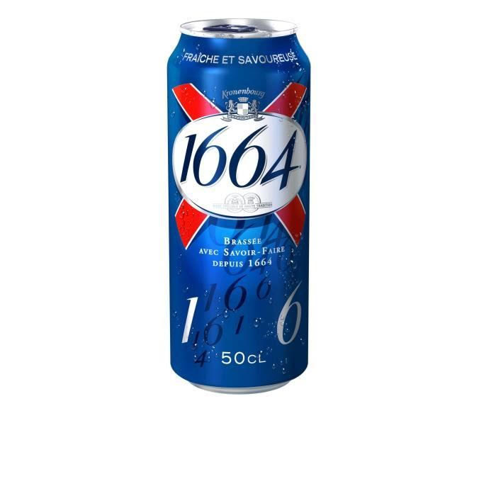 Kronenbourg EU 24x50cl cans OFFER