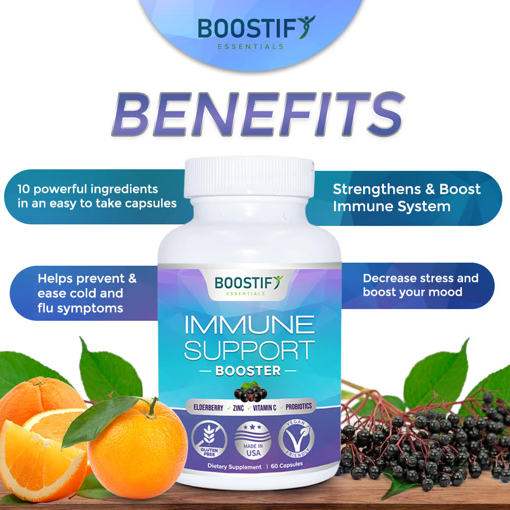 Boostif Vitamin for Immune Support Booster