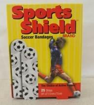 Sports Shield Soccer Bandages Band-Aids USA