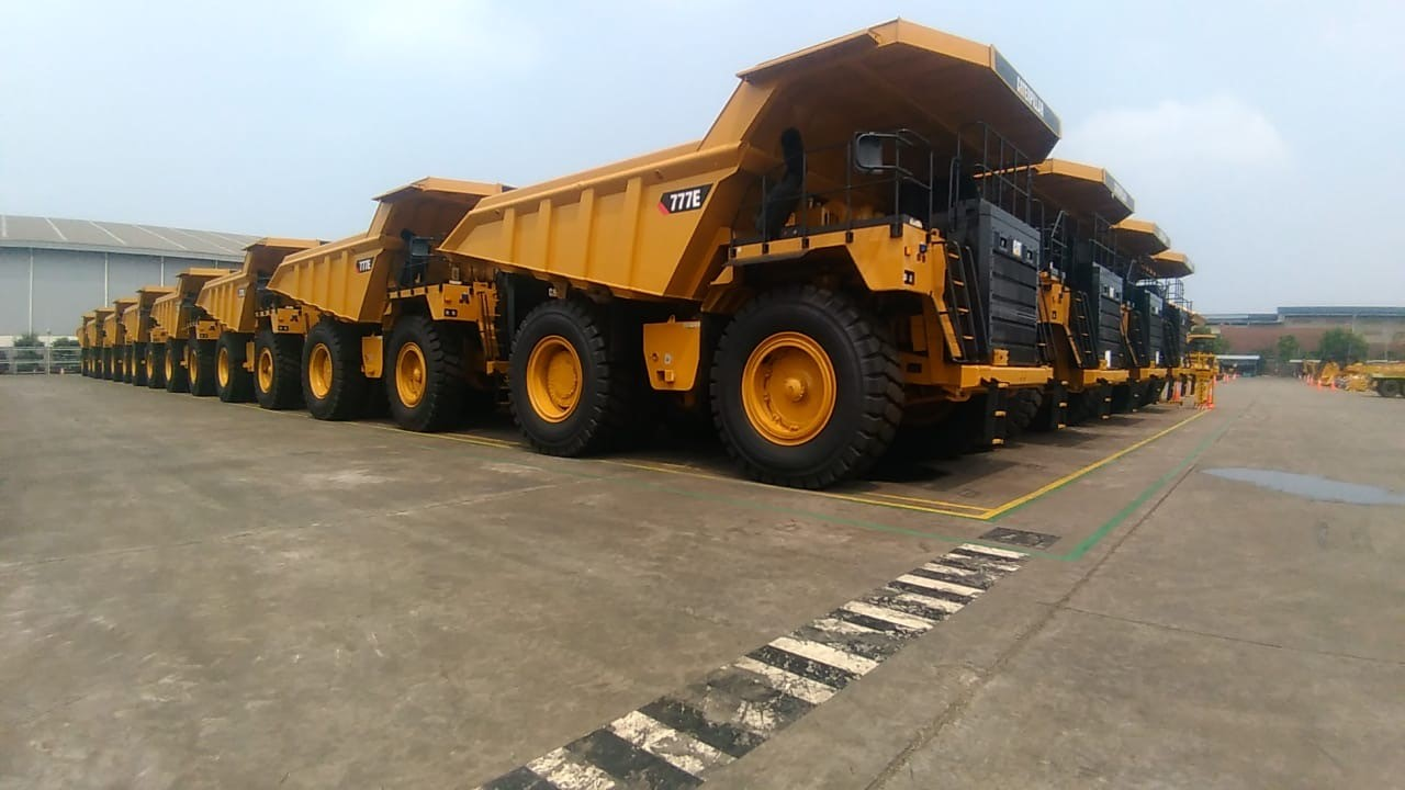 New 777E Mining Haul Trucks for sale