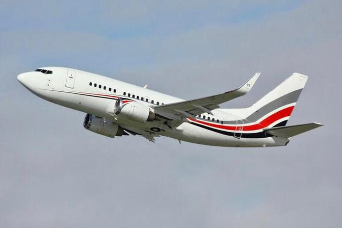 B 737 500 VIP for Sale Long Term Lease