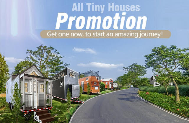 Promotion Of Tiny House now very popular as back yard office ...