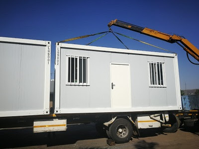 Quotation for container house- steel structure
