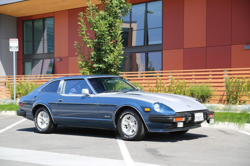 1980 Datsun 280ZX 2+2 5-Speed Manual California Car