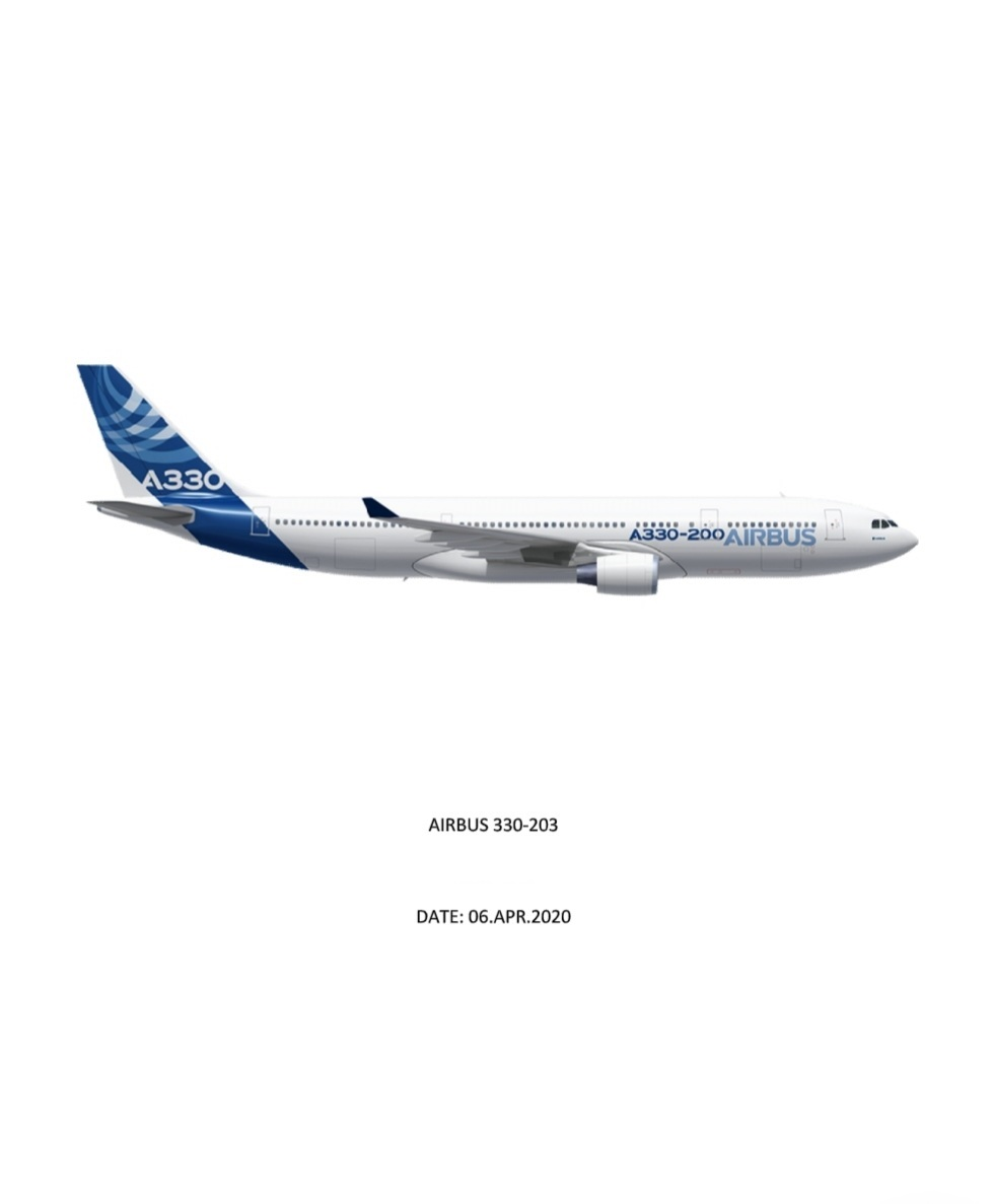 A330-200 for sale