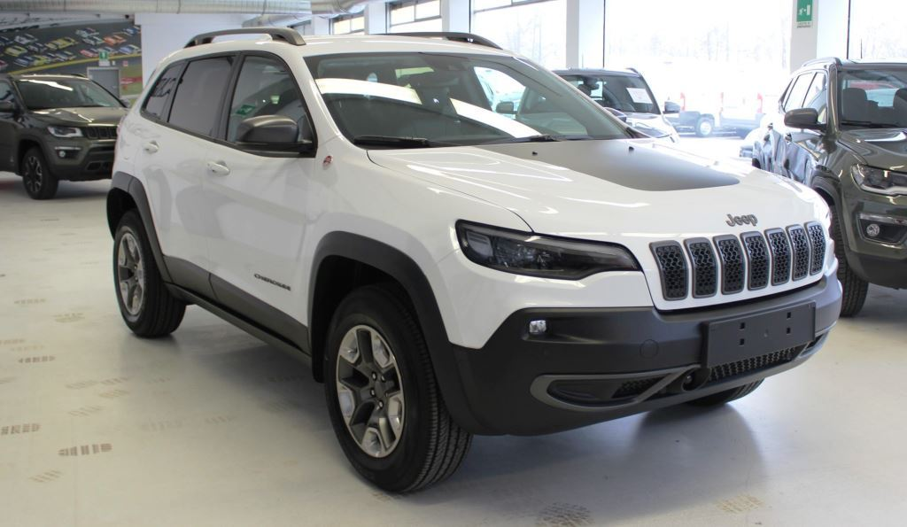 New Car Offer 1 - JEEP CHEROKEE