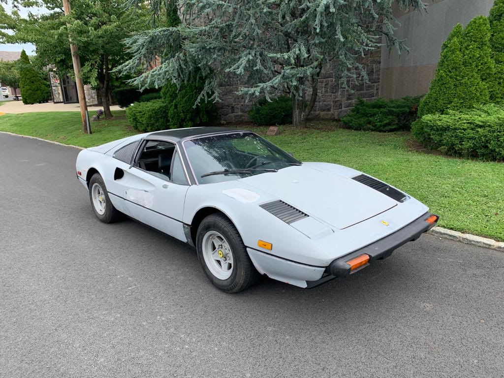 1981 Ferrari 308GTSi: Running Project