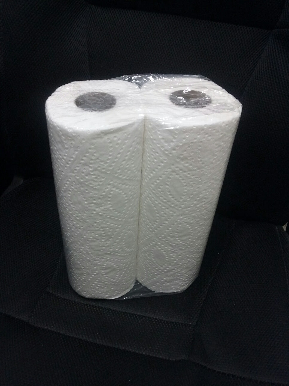 Paper Towel Load