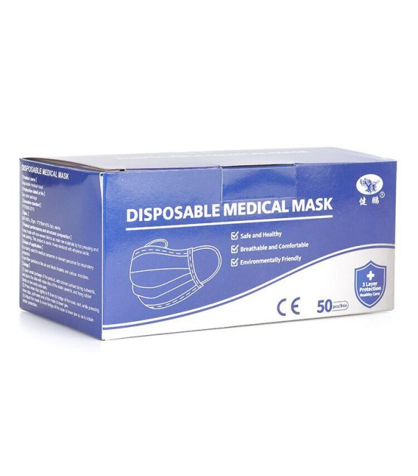 DUWEI ASTM LEVEL 3 3PLY DISPOSABLE FACE MASK. 500,000.  FOB DALLAS USA