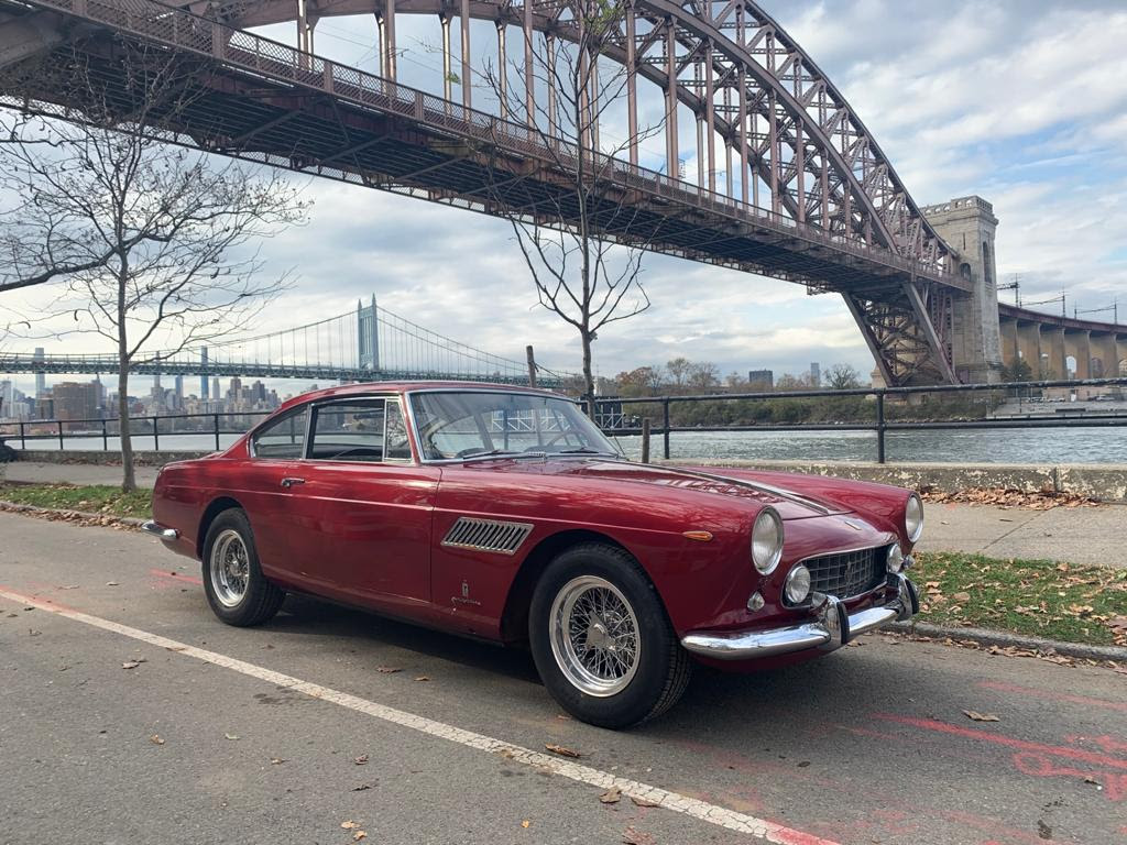 1963 Ferrari 250GTE: Desirable Series III Example with Matching Numbers