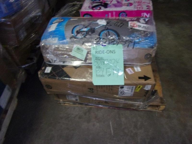 Power Wheel & Bike Load CAN SHIP TODAY