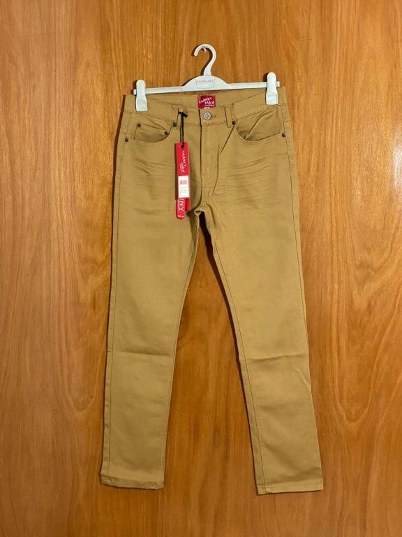 FRANKY MAX Mens Twill pant --Offer