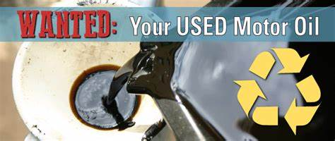 Purchase - Used MOTOR OIL