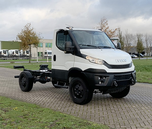 Iveco Daily 70S15WX-3480 4x4 Chassis Cabin