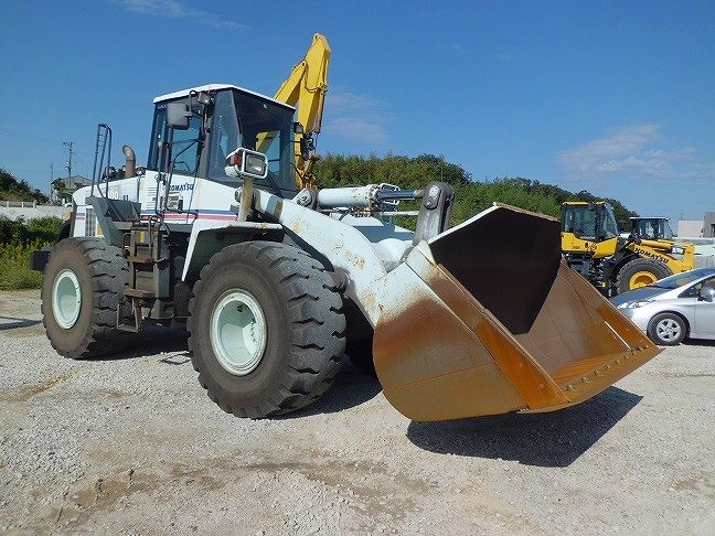 WA380-5 61047 16,303hrs 2004Yr CAB, STD Bucket with Edge