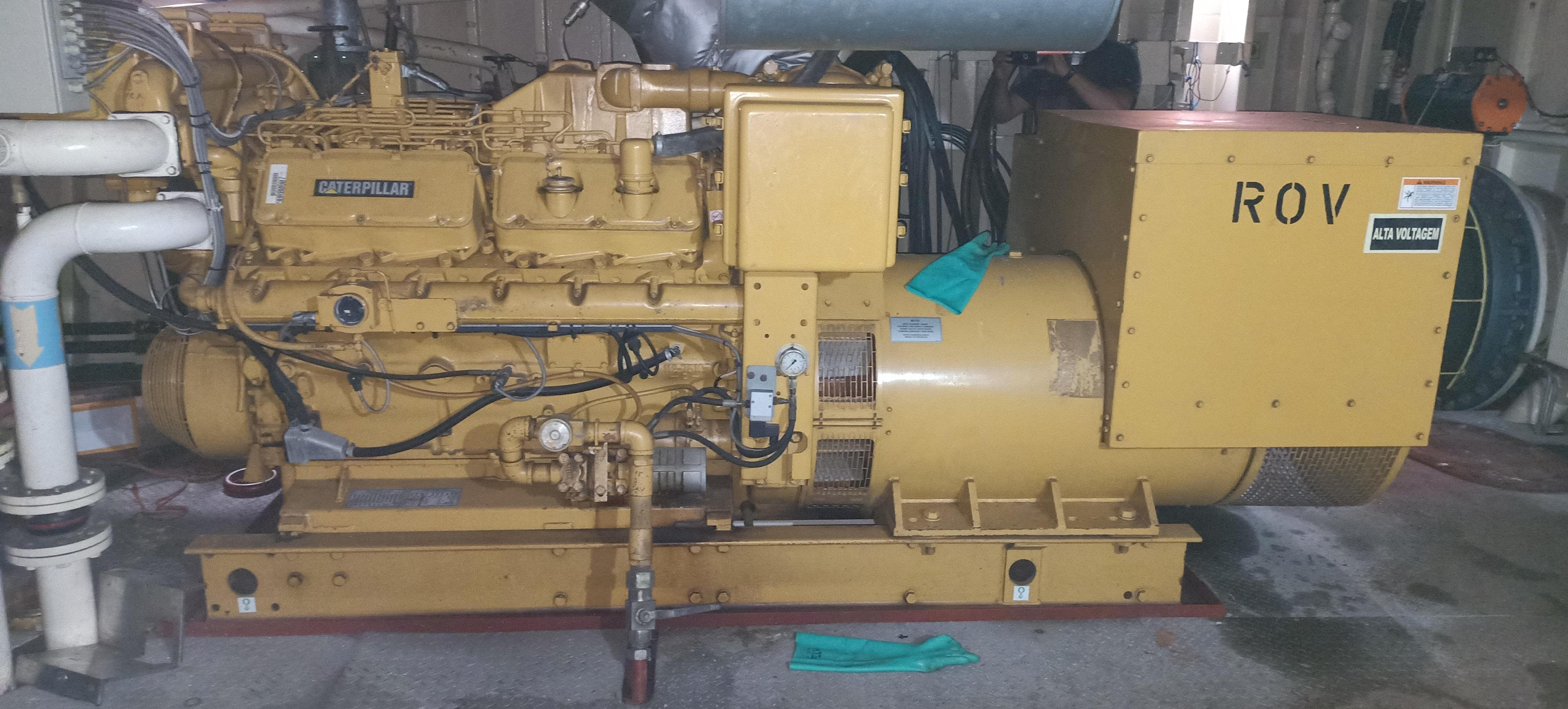 CATERPILLAR 3412C GENERATOR SETS FOR SALE