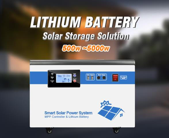 New Update ! High Power 3KW/5KW Lithium Battery Generator is Coming!