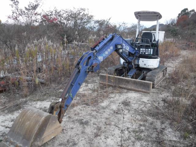 PC35MR-2-8280 3,182hrs 2006Yr w/ arm crane