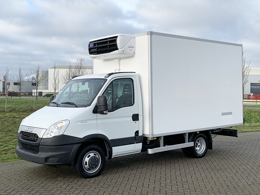Weekly Update 06-01-2021 3 Units Iveco Daily 50C15 4x2 Reefer/Refrigerated Truck - NEW