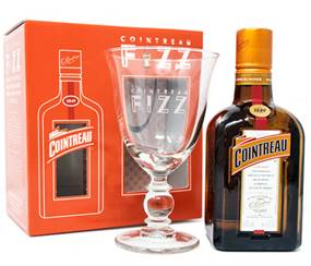 Cointreau + GB / Remy Martin 1738 + GB / Grants Sherry Cask / Octomore