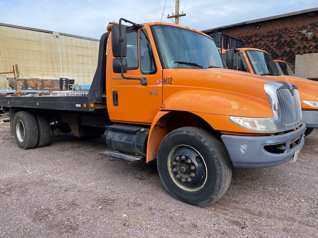 2 - 2004 & 2007 International 4300 Rollback Trucks