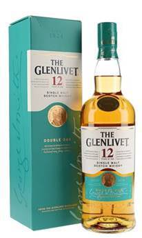 Glenlivet 12 yo Double Oak