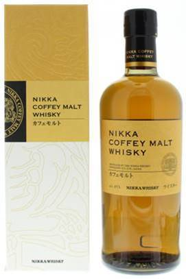 Nikka Coffey Malt + GB