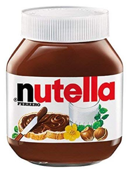 Nutella 750g offer