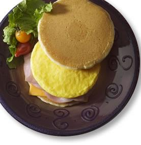 Line Item Fully Cooked 1oz Egg Patty
