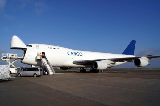 B747-200F nose loader YOM 1985 with checks