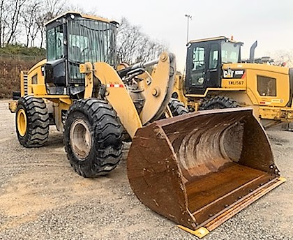 LOWERED - 2015 CAT 938K WHEEL LOADER