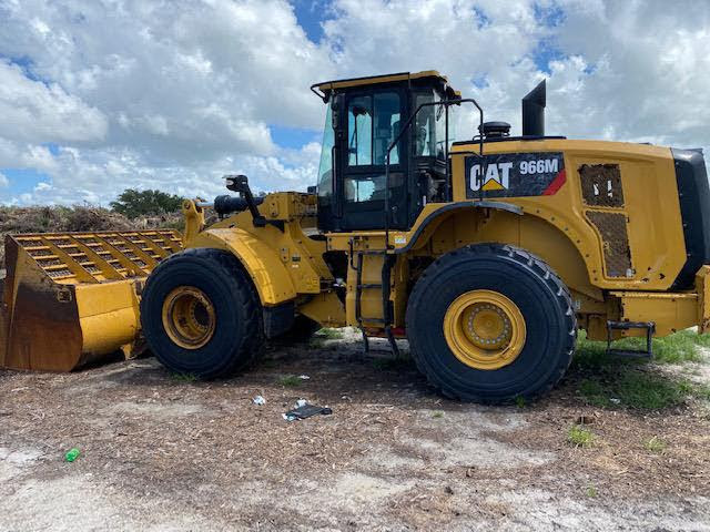 2018 Cat 966M Wheel Loader