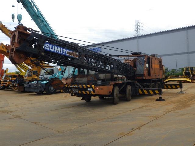 ST350M-Sumitomo 35 Ton Mechanical Truck Crane-Japan