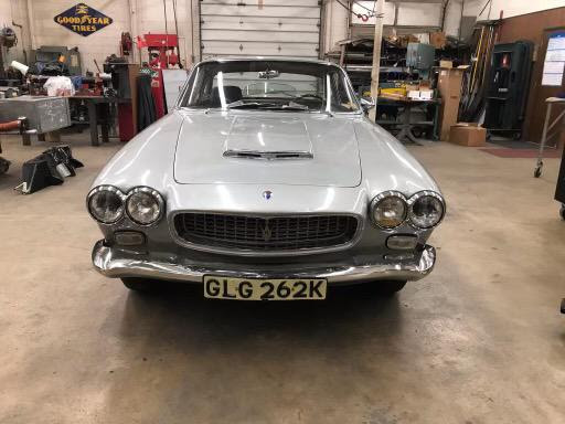 Extremely Desirable Series I 1964 Maserati Sebring with Matching Numbers and Out of 40 Year Ownership