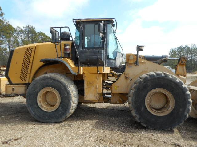 2012 Cat 966K Wheel Loader